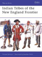 33474 - Johnson, M. - Men-at-Arms 428: Indian Tribes of the New England Frontier