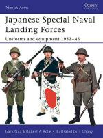 33482 - Nila-Rolfe, G.-R.A - Men-at-Arms 432: Japanese Special Naval Landing Forces. Uniforms and equipment 1932-45