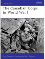 35942 - Chartrand-Embleton, R.-G. - Men-at-Arms 439: Canadian Corps in World War I