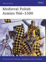 38064 - Nicolle-Sarnecki-Embleton, D.-W.-G. - Men-at-Arms 445: Medieval Polish Armies 966-1500