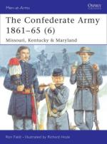 38065 - Field-Hook, R.-R. - Men-at-Arms 446: Confederate Army 1861-65 (6). Missouri, Kentucky and Maryland