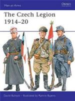 38066 - Bullock-Bujeiro, D.-R. - Men-at-Arms 447: Czech Legion 1914-20