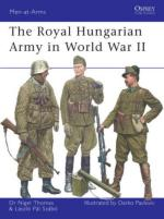 39020 - Thomas-Szabo, N.-L. - Men-at-Arms 449: Hungarian Army in World War II