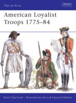 39019 - Chartrand, R. - Men-at-Arms 450: American Loyalist Troops 1775- 84