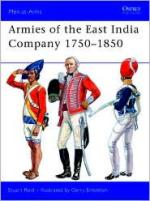 42976 - Reid, S. - Men-at-Arms 453: Armies of the East India Company 1750-1850