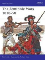 42977 - Field, R. - Men-at-Arms 454: Seminole Wars 1818-58