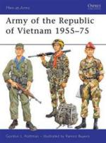 44570 - Rottman, G.L. - Men-at-Arms 458: Army of the Republic of Vietnam 1954-75