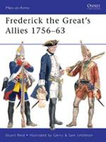 46419 - Reid-Embleton, S.-G. - Men-at-Arms 460: Frederick the Great's Allies 1756-63
