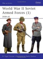 46423 - Thomas-Pavlovic, N.-D. - Men-at-Arms 464: World War II Soviet Armed Forces (1) 1939-41