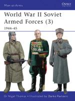 50869 - Thomas-Pavlovic, N.-D. - Men-at-Arms 469: World War II Soviet Armed Forces (3) 1944-45