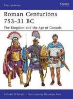 49434 - D'Amato-Rava, R.-G. - Men-at-Arms 470: Roman Centurions 753-31 BC