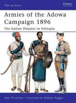 49435 - McLachlan-Ruggeri, S.-R. - Men-at-Arms 471: Armies of the Adowa (Adua) Campaign 1896. The Italian Disaster in Ethiopia