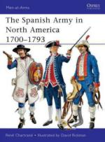 49439 - Chartrand-Rickman, R.-D. - Men-at-Arms 475: Spanish Army in North America 1700-1783