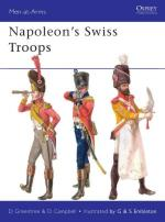 50870 - Greentree-Embleton, D.-G. - Men-at-Arms 476: Napoleon's Swiss Troops
