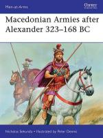52383 - Sekunda-Dennis, N.-P. - Men-at-Arms 477: Macedonian Armies after Alexander 323-168 BC