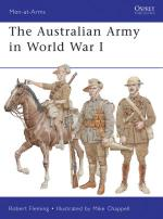 50871 - Fleming-Chappell, R.-M. - Men-at-Arms 478: Australian Army in World War I