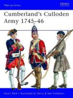 52386 - Reid-Embleton-Embleton, S.-G.-S. - Men-at-Arms 483: Cumberland's Culloden Army 1745-46