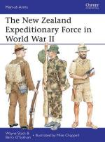 53596 - Stack-Chappell, W.-M. - Men-at-Arms 486: New Zealand Expeditionary Force in World War II