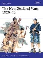 53597 - Knight-Ruggeri, I.-R. - Men-at-Arms 487: New Zealand Wars 1820-72