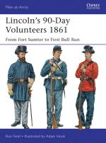 54576 - Field-Hook, R.-A. - Men-at-Arms 489: Lincoln's 90-Day Volunteers 1861