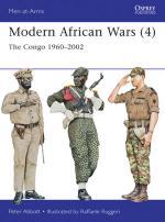 55461 - Abbott, P. - Men-at-Arms 492: Modern African Wars (4) Congo Wars 1960-2002