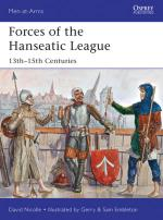 55463 - Nicolle-Embleton, D.-G. - Men-at-Arms 494: Forces of the Hanseatic League 13th-15th Century
