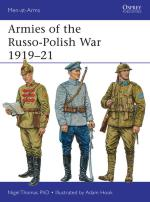 56874 - Thomas-Hook, N.-A. - Men-at-Arms 497: Armies of the Russo-Polish War 1919-21