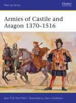 57383 - Pohl-Embleton, J.-G. - Men-at-Arms 500: Armies of Castile and Aragon 1370-1516