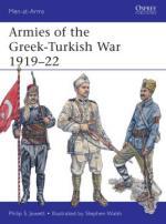 58706 - Jowett, P. - Men-at-Arms 501: Armies of the Greek-Turkish War 1919-22