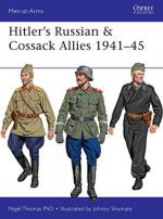 58708 - Thomas, N. - Men-at-Arms 503: Hitler's Russian and Cossack Allies 1941-45