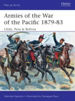 58709 - Esposito-Rava, G.-G. - Men-at-Arms 504: Armies of the War of the Pacific 1879-83