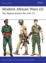 58705 - Jowett-Ruggeri, P.S.-R. - Men-at-Arms 507: Modern African Wars (5) The Nigerian-Biafran War 1967-70