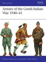 62825 - Athanassiou-Dennis, P.-P. - Men-at-Arms 514: Armies of the Greek-Italian War 1940-41
