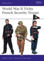 64060 - Cullen, S.M. - Men-at-Arms 516: World War II Vichy French Security Troops