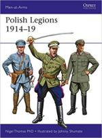 64062 - Thomas, N. - Men-at-Arms 518: Polish Legions 1914-19