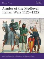 65759 - Esposito-Rava, G.-G. - Men-at-Arms 523: Armies of the Medieval Italian Wars 1125-1325