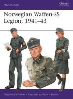 65760 - Afiero-Bujeiro, M.-R. - Men-at-Arms 524: Norwegian Waffen-SS Legion 1941-43