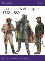 65761 - Knight-Stacey, I.-M. - Men-at-Arms 525: Australian Bushrangers 1788-1880