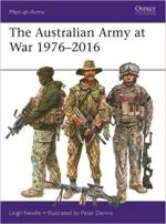 65762 - Neville-Dennis, L.-P. - Men-at-Arms 526: Australian Army at War 1976-2016
