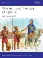 66539 - Sekunda-Dennis, N.-P. - Men-at-Arms 528: Army of Pyrrhus of Epirus. 3rd Century BC