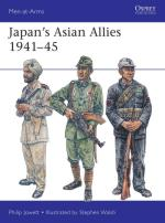 67060 - Jowett-Walsh, P.-S. - Men-at-Arms 532: Japan's Asian Allies 1941-45