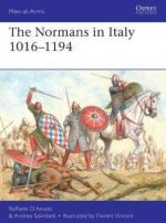 16787 - D'Amato-Salimbeti-Vincent, R.-A.-F. - Men-at-Arms 533: Normans in Italy 1016-1194