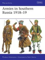 68408 - Athanassiou-Dennis, P.-P. - Men-at-Arms 540: Armies in Southern Russia 1918-19