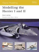 26735 - Ashley, G. - Osprey Modelling 001: Modelling the Harrier I and II