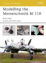 26777 - Green, B. - Osprey Modelling 002: Modelling the Messerschmitt Bf 110
