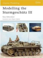 34784 - Edmundson, G. - Osprey Modelling 022: Modelling the Sturmgeschuetz III