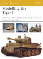 36625 - AAVV,  - Osprey Modelling 037: Modelling the Tiger I