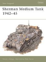 20280 - Zaloga-Sarson, S.J.-P. - New Vanguard 003: Sherman Medium Tank 1942-45