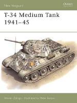 20770 - Zaloga-Sarson, S.J.-P. - New Vanguard 009: T-34/76 Medium Tank 1941-1945