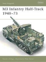 18623 - Zaloga-Sarson, S.J.-P. - New Vanguard 011: M-3 Infantry Half-Track 1940-73